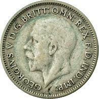 Monnaie, Grande-Bretagne, George V, 6 Pence, 1931, TB+, Argent, KM:832 - 1902-1971 : Monnaies Post-Victoriennes