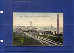 "##(DAN192)- Serbia - La Mine Nouvelle De Charbon ""Ravna Reka"" Chez Mine Senjski - Used 1912 - Serbia"
