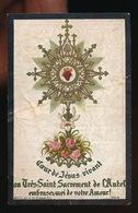 MARIE JOSEPHINE DELHAUSSE  VERVIERS 1881  67 JAAR OUD  2 SCANS - Todesanzeige