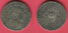 ECU AUX LAURIERS 1727 C TROU CENTRAL BOUCHE A L ETAIN B 25 - 987-1789 Royal