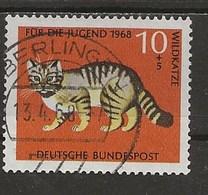 1968-Jugend. - Oblitérés
