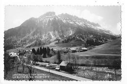 ENTREMONT  (cpsm 74)  La Borne Et Les Traversiers    -  L 1 - Autres Communes