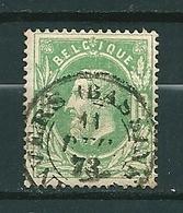 30 Gestempeld DC ANVERS BASSINS - 1869-1883 Léopold II