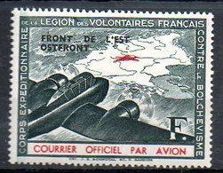 LVF05 : France LVF Neuf Yvert N°4 - Kriegsausgaben