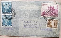 Chile Valparaiso Germany - Central America