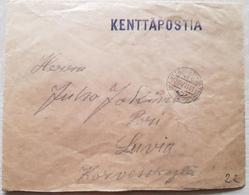 Finland 1941 Kenttäpostia - Finland