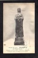 Art / Sculpture / Salon De 1914 / Georges Lemaire / Byzance / Statuette En Cristal De Roche.......(Autographe Au Verso ) - Sculptures