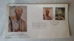 Enveloppe 1°  Jour...VATICAN ... EXEUNTE  XIX  SAEC - Joint Issues