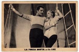 ATTORI - ATTRICI - LA FORZA DELLA VITA Un Film LUX - 1941 - Vedi Retro - Attori