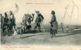 DJIBOUTI(TYPE) CHEVRE - Gibuti