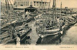 DJIBOUTI(BATEAU DE PECHE) - Gibuti