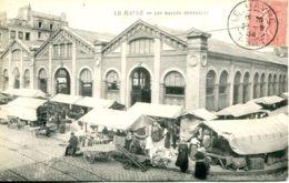 N°69777 -cpa Le Havre -les Halles Centrales- - Le Havre