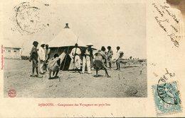 DJIBOUTI(CAMPEMENT) - Gibuti