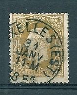 32 Gestempeld BRUXELLES EST - 1869-1883 Leopold II