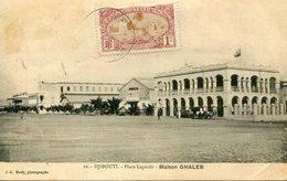 DJIBOUTI(MAISON GHALEB) - Gibuti