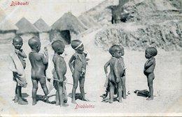 DJIBOUTI(TYPE) - Gibuti