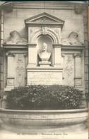 Bruxelles :    Monument  Auguste Orts - Monuments, édifices