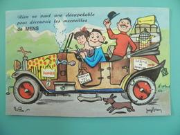 ST/225 - 38 - MENS - Automobile - Illustrateur: Jean Brian - Mens