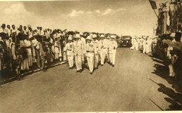 DJIBOUTI(RECEPTION OFFICIELLE) - Gibuti