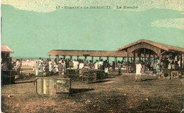 DJIBOUTI(MARCHE) - Gibuti