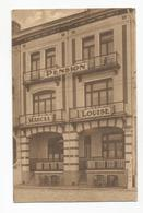 Blankenberge Pension Hôtel Marcel Louise Rampe De L'Estacade Oude Postkaart Blankenberghe - Blankenberge