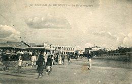 DJIBOUTI - Gibuti