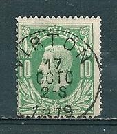 30 Gestempeld VIRTON (zie Opm) - 1869-1883 Léopold II