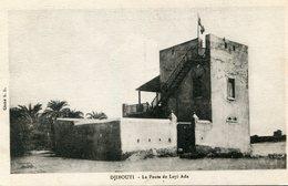DJIBOUTI(POSTE MILITAIRE) - Gibuti
