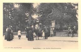Paris Vécu - Au Jardin D'Acclimatation - Dromadaire - Cecodi N'721 - France