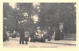 Paris Vécu - Au Jardin D'Acclimatation - Dromadaire - Cecodi N'723 - France