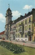 Leibnitz - Sparkasse Und Rathaus 1959 - Leibnitz