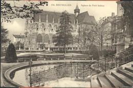 Bruxelles :  Square Du Petit Sablon - Bossen, Parken, Tuinen