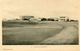 DJIBOUTI(HOPITAL) - Gibuti