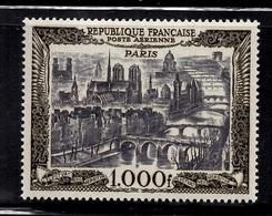 France Poste Aérienne YT N° 29 Neuf ** MNH. TB. A Saisir! - 1927-1959 Mint/hinged