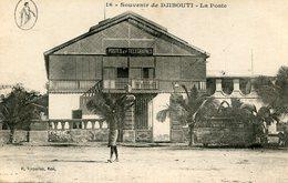 DJIBOUTI(POSTE) - Djibouti