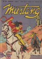 MUSTANG N° 151 BE LUG  10-1988 - Mustang