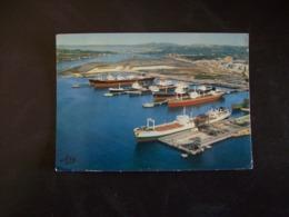 Carte Postale SM De Martigues: Le Port De Lavera - Martigues
