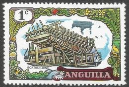 Anguilla. 1970 Definitives. 1c MH. SG 84 - Anguilla (1968-...)