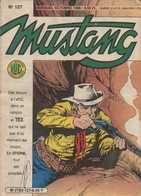 MUSTANG N° 127 BE LUG  10-1986 - Mustang