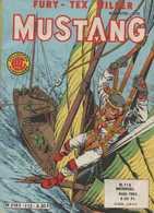 MUSTANG N° 113 BE LUG   08-1985 - Mustang