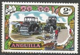Anguilla. 1970 Definitives. 2c MH. SG 85 - Anguilla (1968-...)