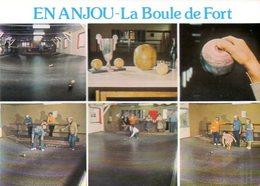 Anjou (49) : La Boule De Fort - Jeux Régionaux