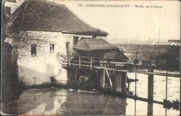 Anderlecht - Cureghem  :  Moulin Sur La Senne - Anderlecht