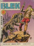 BLEK N° 434 BE LUG    02-1987 - Blek