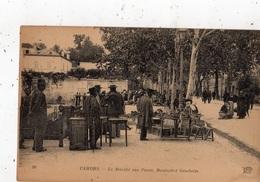 CAHORS LE MARCHE AUX PUCES BOULEVARD GAMBETTA - Cahors