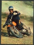 MOTO - PERNES LES FONTAINES - MIROSLA HALM -TCHECOSLOVAQUIE - 250 CZ - Sport Moto