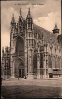 Bruxelles - Eglise Du Sablon - Lanen, Boulevards