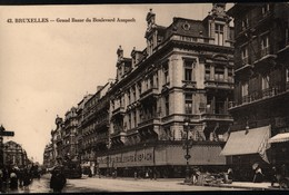 Bruxelles -  Grand Bazar Du Bd Anspach  // TRAM 59 - Lanen, Boulevards