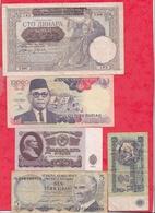 Pays Du Monde 20 Billets Dans L 'état Lot N °9 - Monnaies & Billets