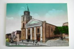 RIONERO IN VULTURE CHIESA  EGLISE  CHURCH  KIRCHE POTENZA   VIAGGIATA COME DA FOTO  ACQUERELLATA - Potenza
